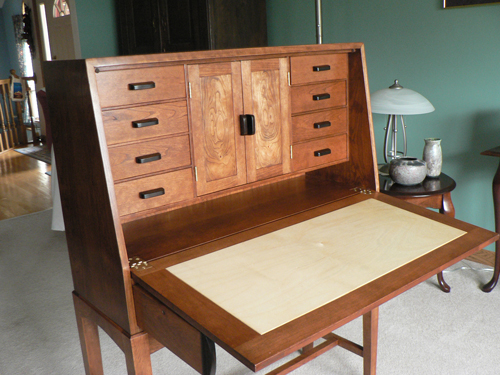 Lastest THE Astragal Woodworking Shop, Named For A Detail On Wood Molding, Is Both A Customcabinetry Shop, A Design Studio For Fine Furniture And Antiques Restora  And With Vermillion Inlays, Is A Desk, A Clock And A Cabinet Mr Zeltsman, Who