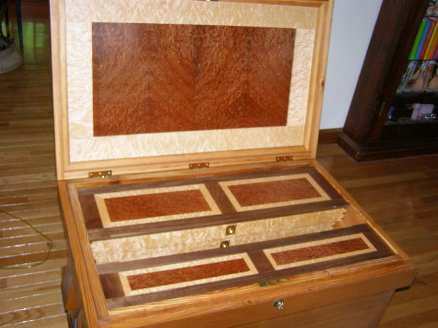 Cabinet Makers Tool Chest - FineWoodworking