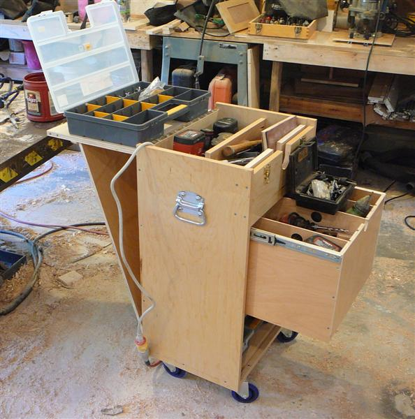 Rolling Tool Chest Finewoodworking
