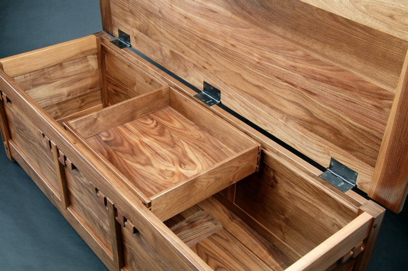 Greene And Greene Blanket Chest Finewoodworking