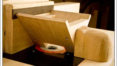 Router Table Box Spline Jig - FineWoodworking