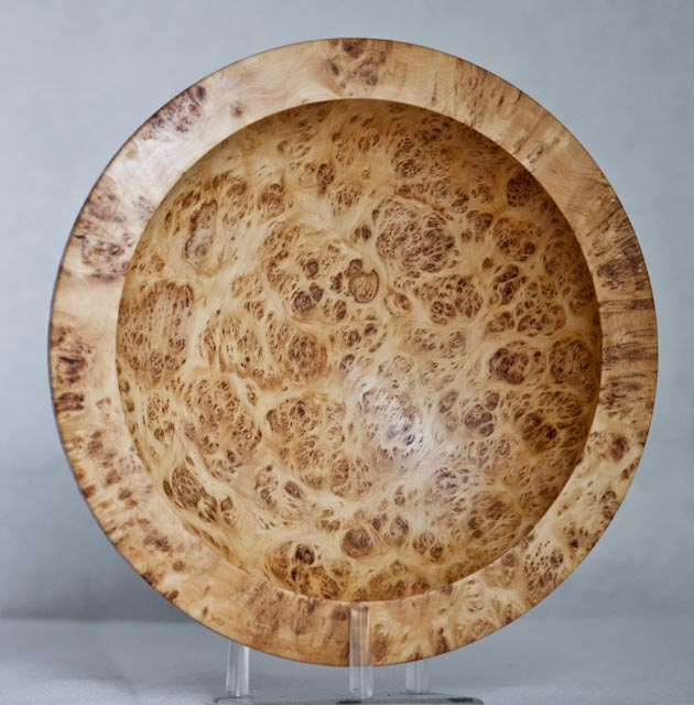 My neighbour, a retired logger, kindly gave me a yellow cedar burl he ...