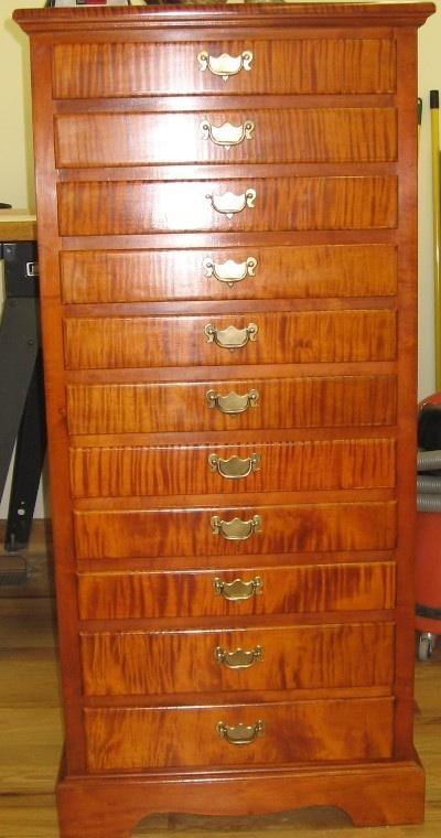 jewelry chest of drawers finewoodworking. Black Bedroom Furniture Sets. Home Design Ideas