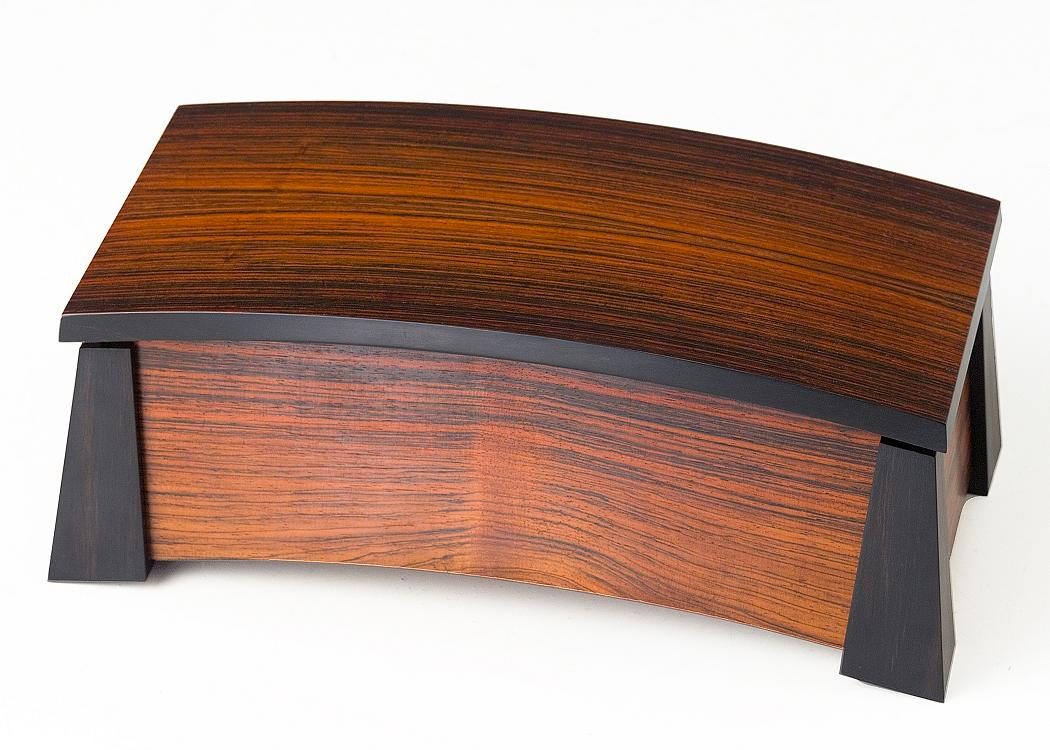 Jewelry Box- Bent laminated lid - FineWoodworking