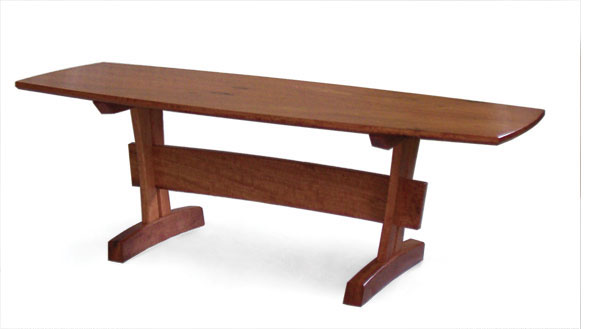 Article Image - Trestle Coffee Table - FineWoodworking