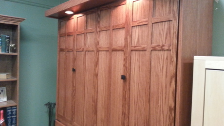 Frank Lloyd Wright Inspired Murphy BEd