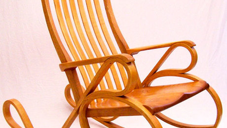 Bentwood Rocking Chair - FineWoodworking