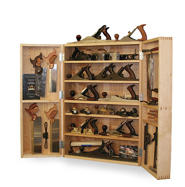 Perfect HoldEverything Tool Rack  Popular Woodworking Magazine