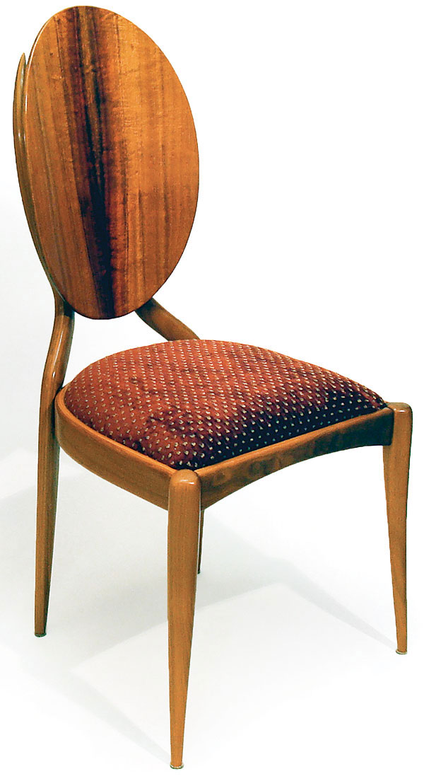 South African-Inspired Dining Chair - FineWoodworking