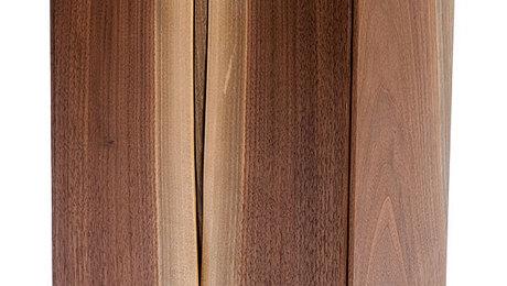 Walnut Wall Cabinet - FineWoodworking