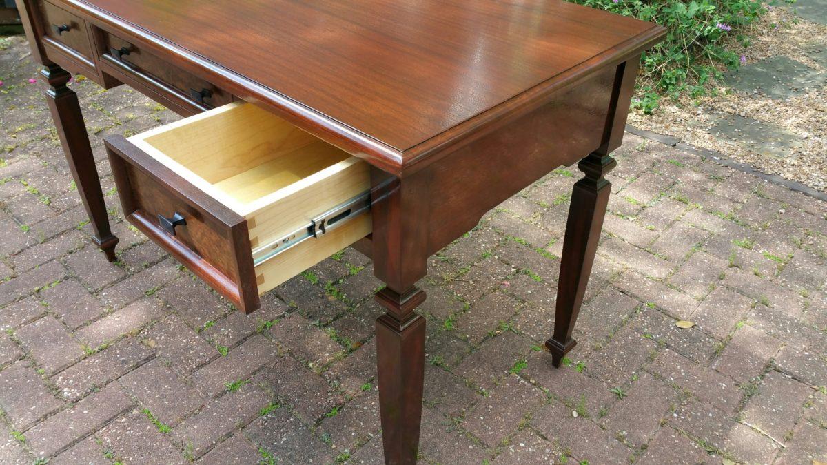 Original Craftsman Style Writing Desk  Reader39s Gallery  Fine