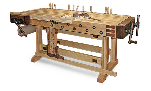 Customized Essential Workbench - FineWoodworking