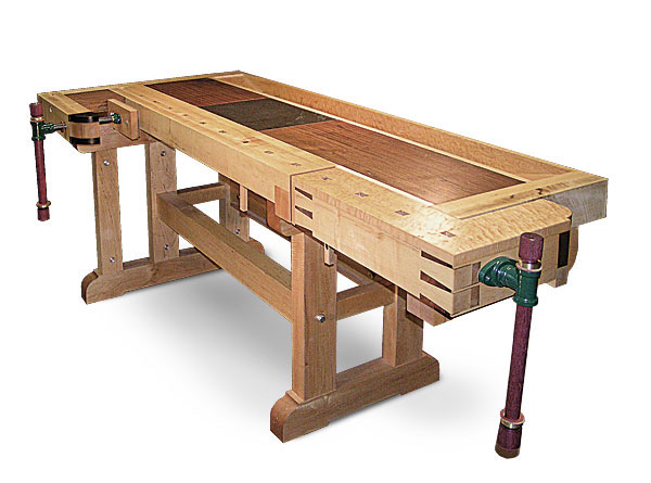 Granite Workbench - FineWoodworking