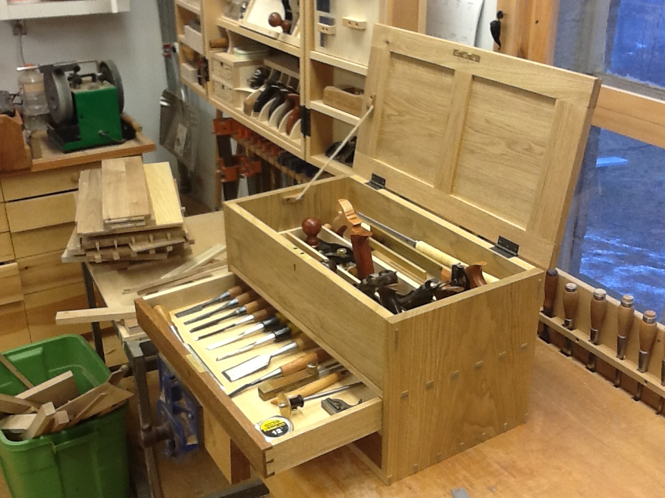 Wood Tool Chest ~ What hand tools can t you live without finewoodworking