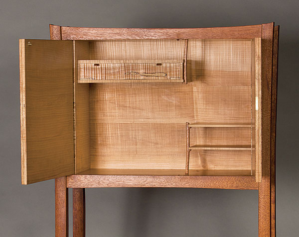 Cabinet-on-Stand - FineWoodworking