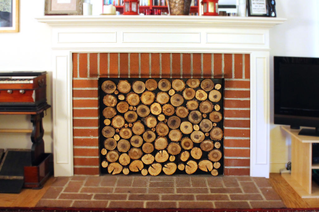 fireplace insert - FineWoodworking