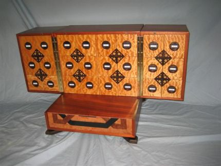 A Box of Drawers