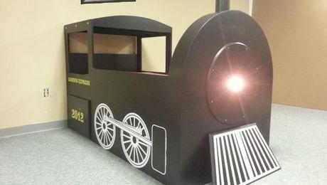 Dawson's Train Bed
