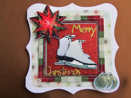 Card Gallery - Christmas Cheer Element Kit - CU4CU