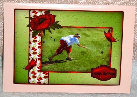 Card Gallery - Lady Lawnbowling QC