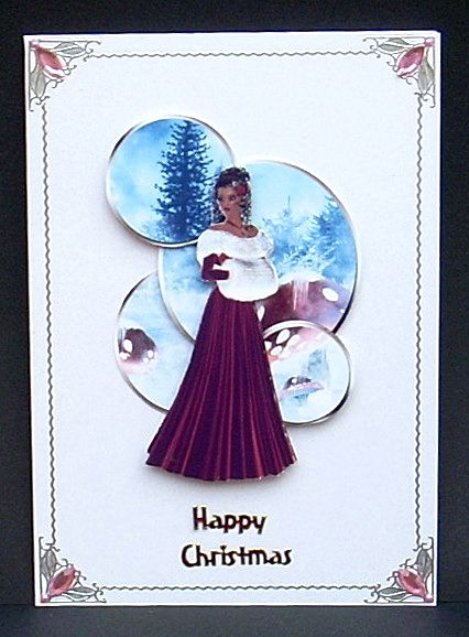 Card Gallery - Enchanted Christmas 1