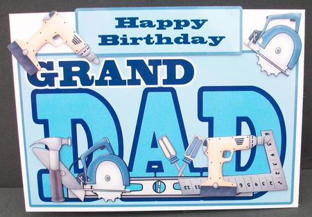 Granddad Happy Birthday Happy Fathers Day - Photo by ...