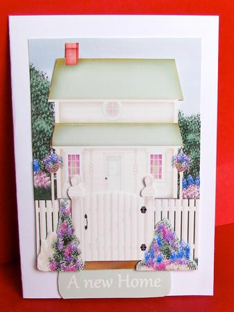 Card Gallery - Country home