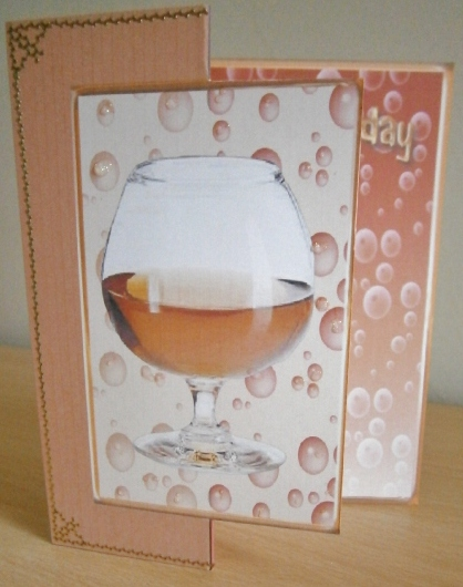 Card Gallery - Brandy Fold Back