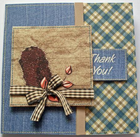 Pictures Of Handmade Thank You Cards For Men Kidskunst Info