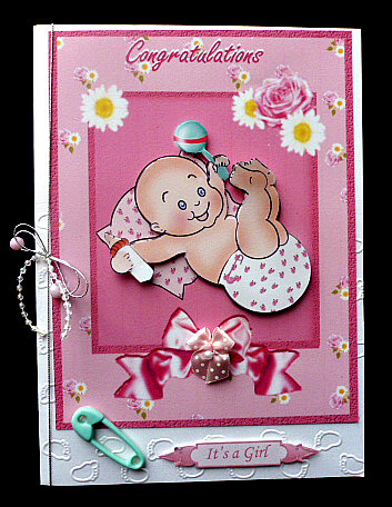 Card Gallery - Baby Girl