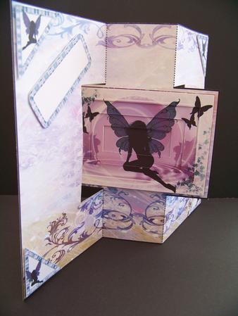 Card Gallery - Swing Card Template Kit - 1 sheet Kit