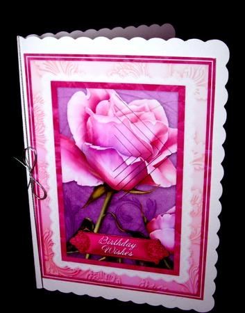 Card Gallery - Pretty In Pink Pyramage Mini Kit