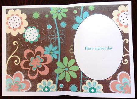 Latest Upload - Chocolate and mint insert a