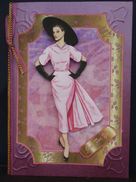 Card Gallery - Elegantly Framed