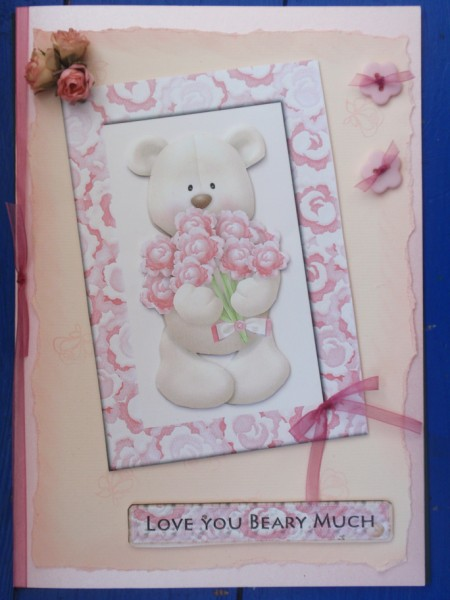 Beary Love in Card Gallery