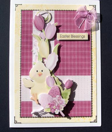 Card Gallery - Easter Blessings Twice The Fun
