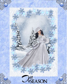 Walking in a Winter Wonderland Quick Card in Card Gallery