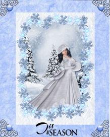 Walking in a Winter Wonderland Quick Card in Card Gallery