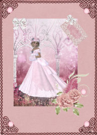 PINK PASSION DECOUPAGE SHEET #1 in Card Gallery