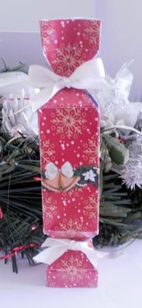 Card Gallery - Christmas Cracker - Template