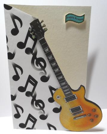 music notes in Card Gallery