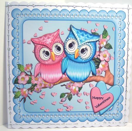Card Gallery - OWL love SBS