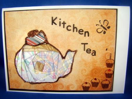 Card Gallery - Teapot - Get Well