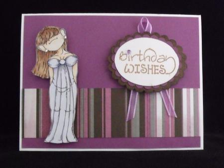 Leonie Doodles Digital Stamp in Card Gallery