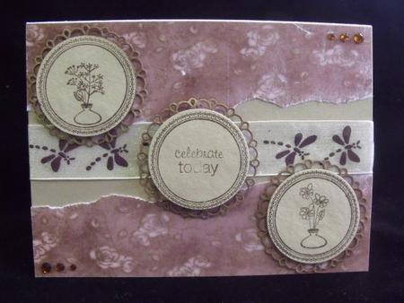 Coffee Rose Paper 2 in Card Gallery