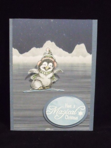 Arctic Background in Card Gallery