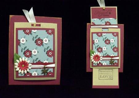 Christmas Flowers 1 in Card Gallery
