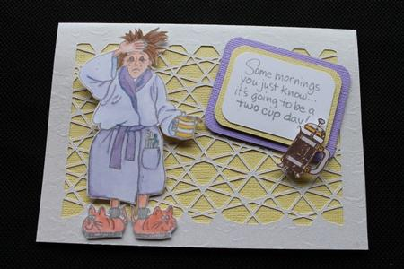 Crazy Lattice Card 2 - GSD in Card Gallery