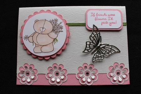 Poppin 3D Flowers Cards 1 & 2 - Sil Studio in Card Gallery