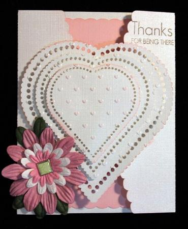 Scalloped Heart Toppers 1 - craftrobo/cameo in Card Gallery